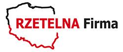 Logo programu Rzetelna Firma