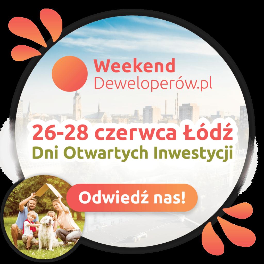 Złoty Jasieniec Weekend Deweloperów Łódź