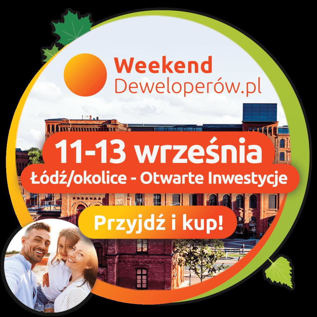 Weekend deweloperów Łódź